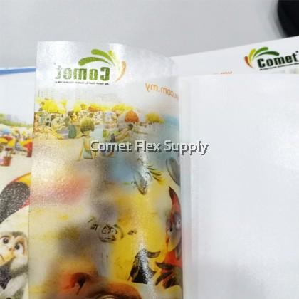 China Matt Lamination Sticker