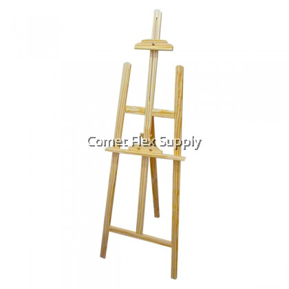Easel Wood Stand [Uninstall]